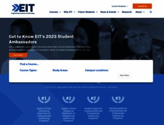 eit.edu.au screenshot
