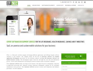 eitsec.co.uk screenshot