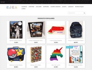 ejea.fr screenshot