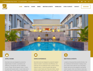 ekahotel.com screenshot