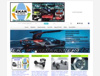 ekaroto.com screenshot