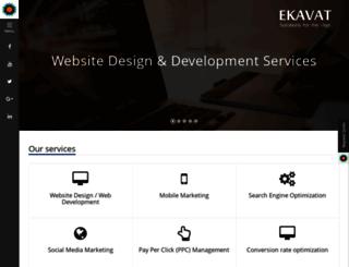 ekavat.co.uk screenshot