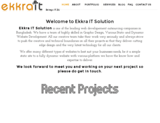 ekkraitsolution.com screenshot