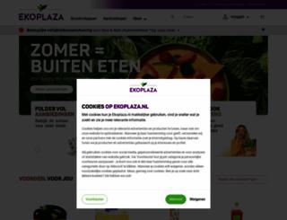 ekoplaza.nl screenshot