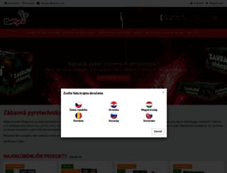 ekopyro.sk screenshot