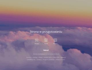 ekorale.pl screenshot