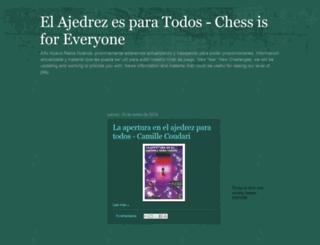 elajedrez.org screenshot
