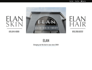 elannashville.com screenshot