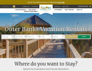 elanvacations.com screenshot