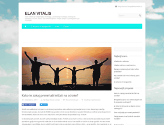elanvitalis.si screenshot