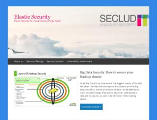 elastic-security.com screenshot