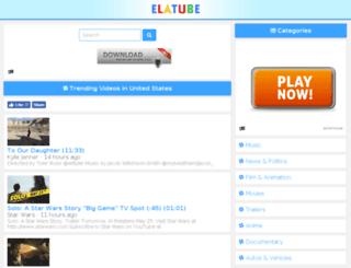 elatube.com screenshot