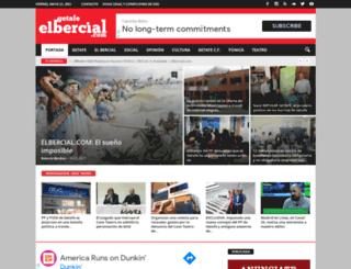 elbercial.com screenshot