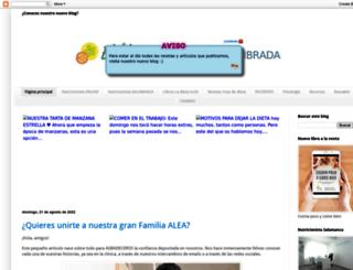 elblogdeladietaequilibrada.com screenshot