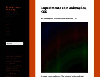 elcio.com.br screenshot