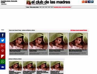 elclubdelasmadres.com screenshot