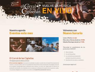 elcorralcc.com screenshot
