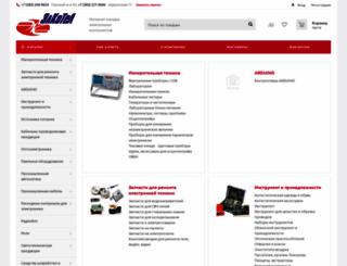 elcotel.ru screenshot