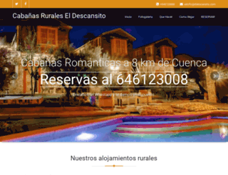 eldescansito.com screenshot