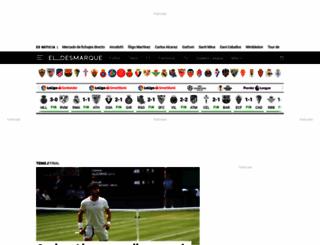 eldesmarque.es screenshot