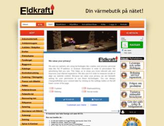 eldkraft.se screenshot