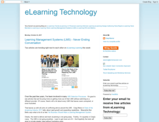 elearningtech.blogspot.com screenshot