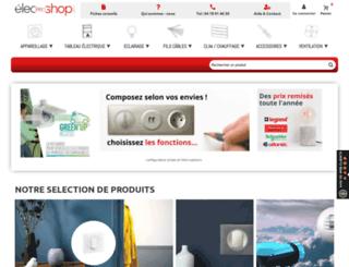 elecproshop.com screenshot