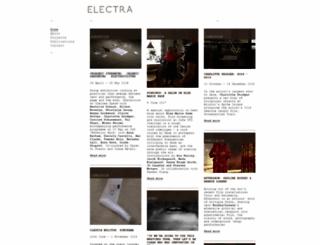 electra-productions.com screenshot