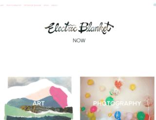 electricblanketsf.com screenshot