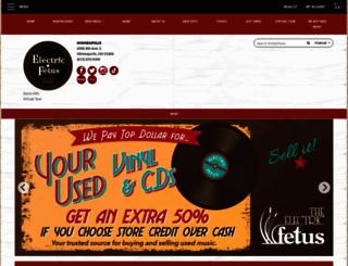 electricfetus.com screenshot