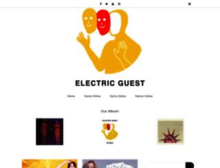 electricguest.com screenshot
