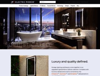 electricmirror.com screenshot