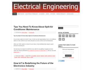 electricneutron.com screenshot