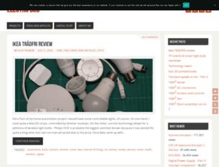 electrobob.com screenshot
