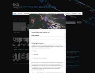 electrofunkroots.co.uk screenshot