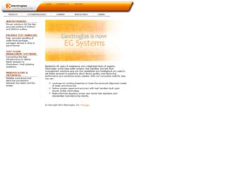 electroglas.com screenshot