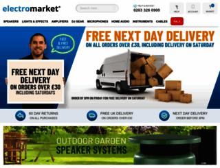 electromarket.co.uk screenshot