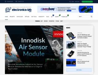 electronics-lab.com screenshot