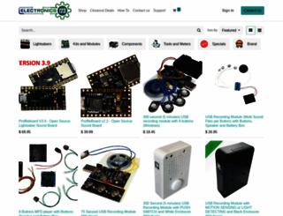 electronics123.com screenshot