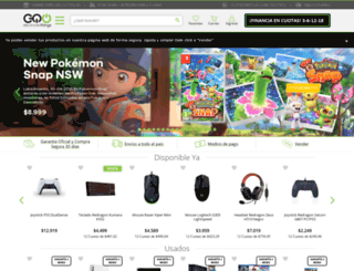 electronicthings.com.ar screenshot