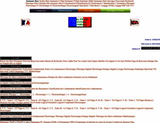 electronique-et-informatique.fr screenshot