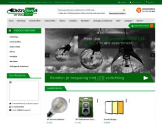 electrosave.nl screenshot