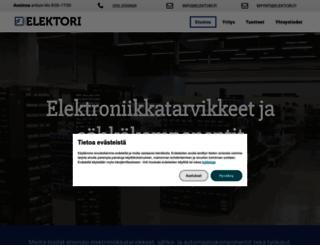 elektori.com screenshot