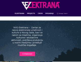 elektrana.net screenshot