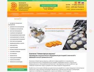 elemash-m.ru screenshot