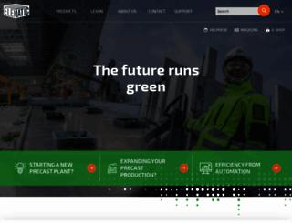 elematic.com screenshot
