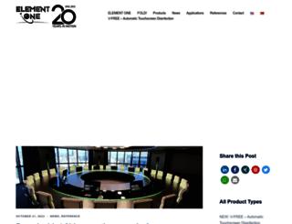 elementonescreens.com screenshot