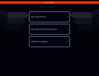 elena-morgun.com screenshot