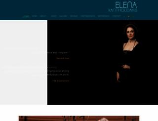 elenaxan.com screenshot