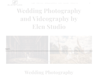 elenstudiophotography.com screenshot